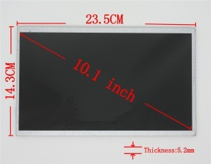 Samsung ltn101nt06-w01 10.1 inch laptop screens