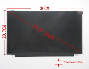 Acer aspire 7 a715-71g 15.6 inch laptop screens